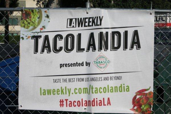 Tacolandia best tacos in los angeles