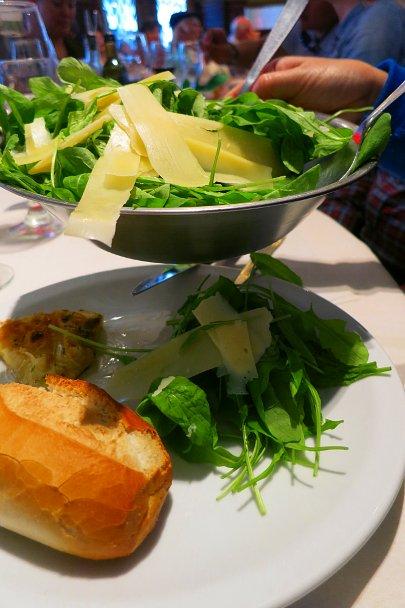 Salad Buenos Aires Food Tour Authentic Food Quest