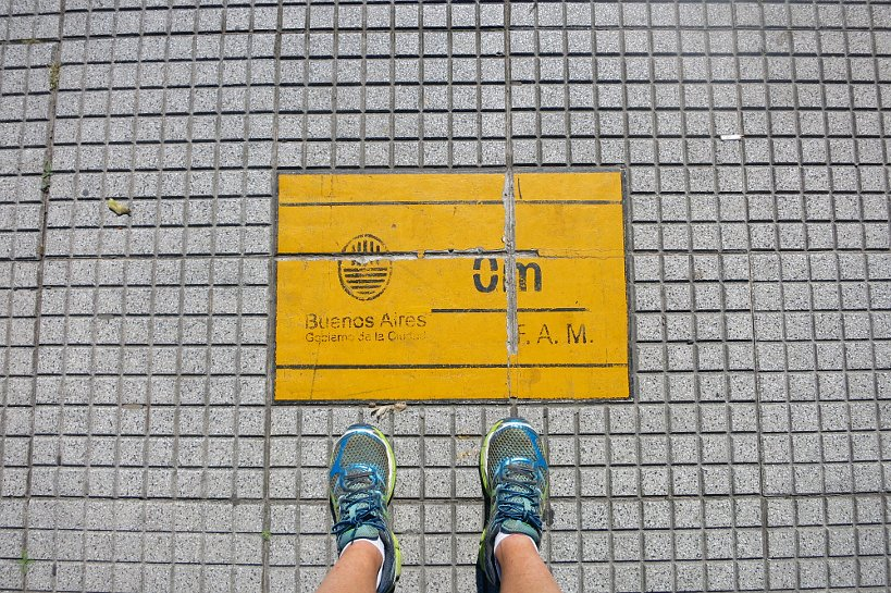 Running in Buenos Aires Authentic Food Quest