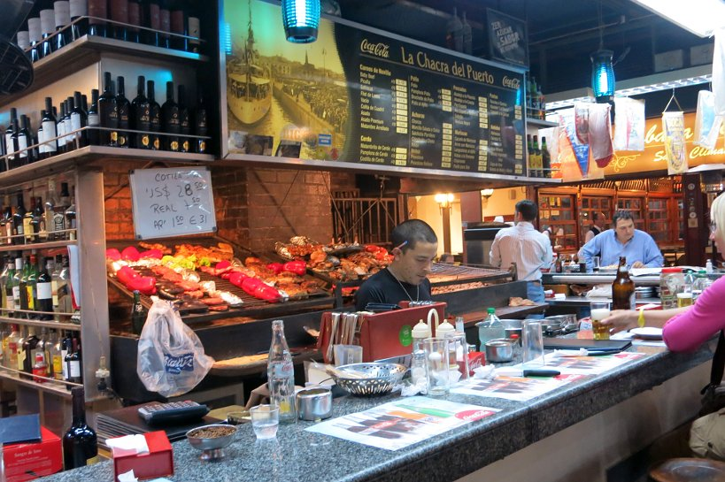 Montevideo Local Food