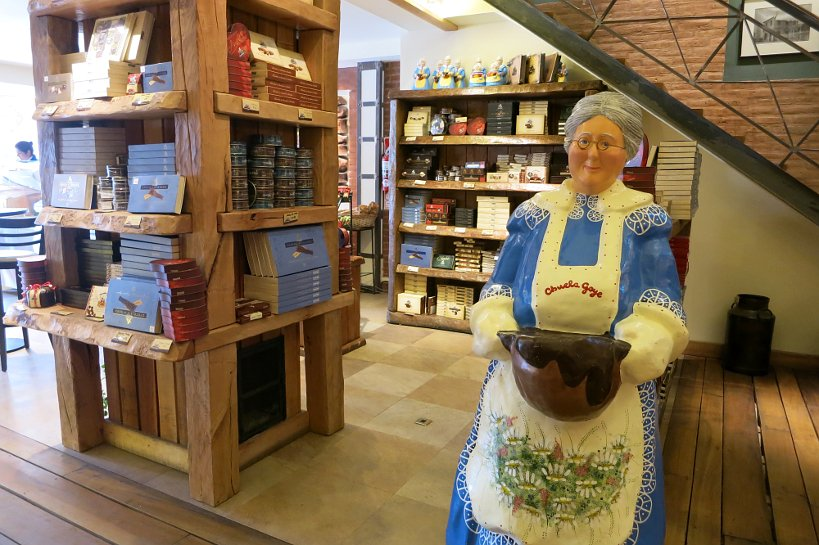 Abuela Goye for Bariloche Chocolate by Authentic Food Quest