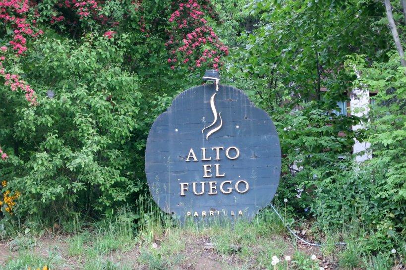 Alto El Fuego Best Restaurant in Bariloche Argentina by Authentic Food Quest