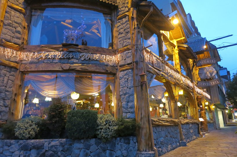 Familia Weiss Restaurant in Bariloche Argentina by Authentic Food Quest