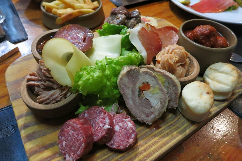 Charcuterie Board or Picadas in Bariloche by Authentic Food Quest