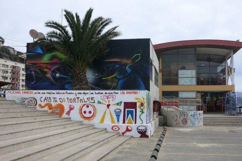 Valparaiso seafood portales