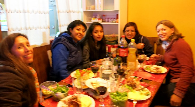 Andean Christmas