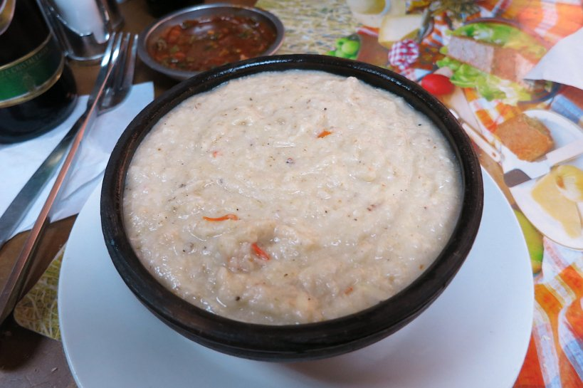 Chilean Crab Casserole by Authentic Food Quest
