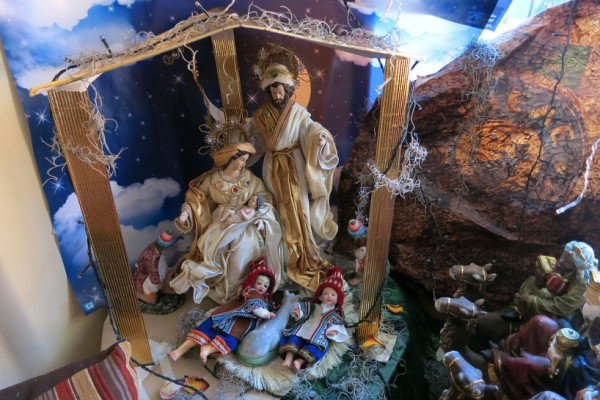 Peruvian Christmas Nativity Scene Authentic Food Quest