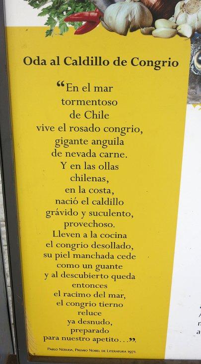 Valparaiso seafood oda