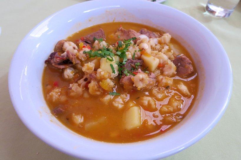 Food of the desert Patasca San Pedro de Atacama Authentic Food Quest