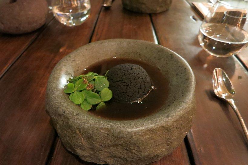 Chilean cuisine at Borago