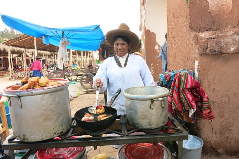 Cusco Markets and its Natural Medecine Authentic Food Quest