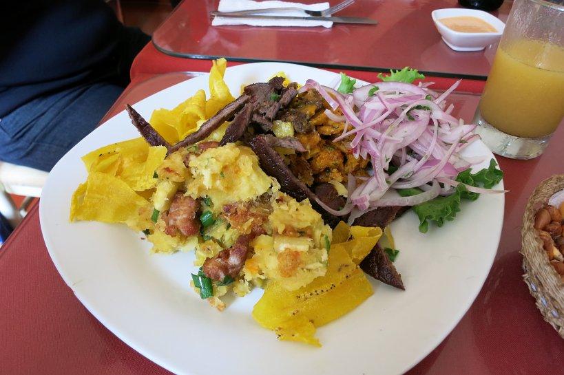 Peru Northern Cuisine
