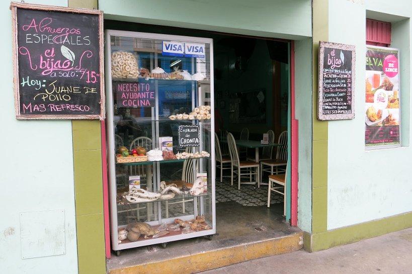 Authentic Amazonian food El Bijao