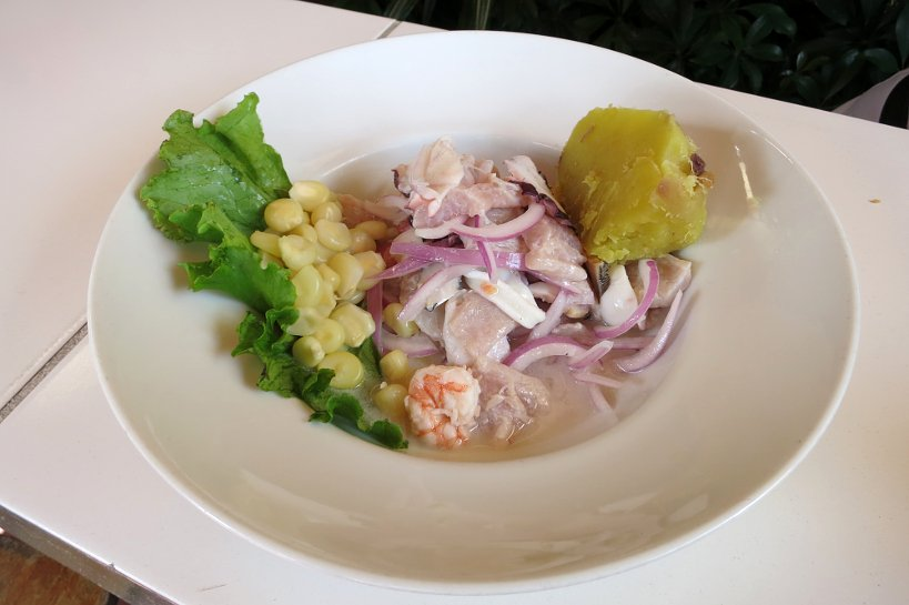 Discovering Ceviche