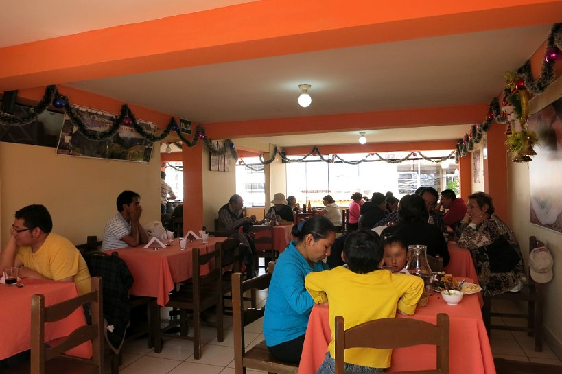 Cusco specialties El Moqueguano Stay with Locals