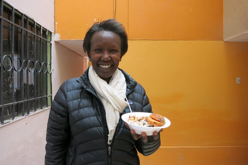 Discovering Ceviche