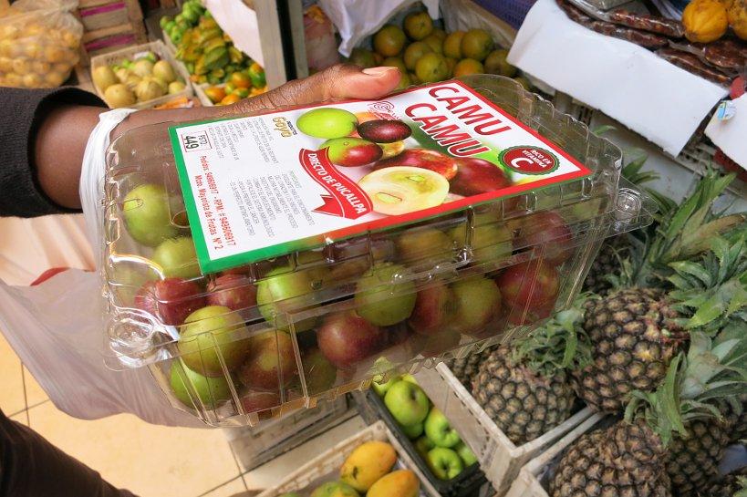 Strange fruits camu camu