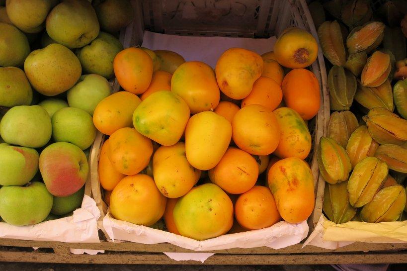 Strange fruits cocona