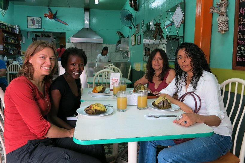 Getting introduced to Peru Gastronomy and amazonian cuisine
