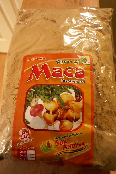 Maca 1 kg from the market