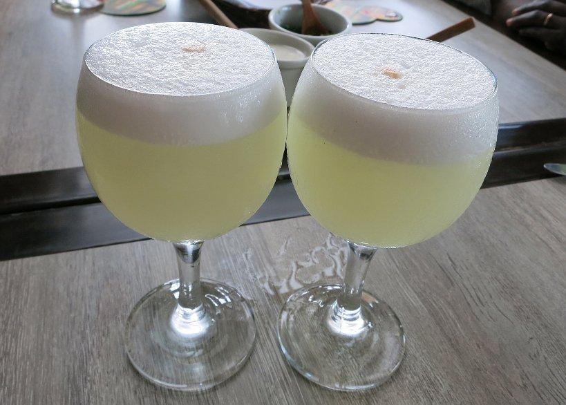Peruvian Drinks