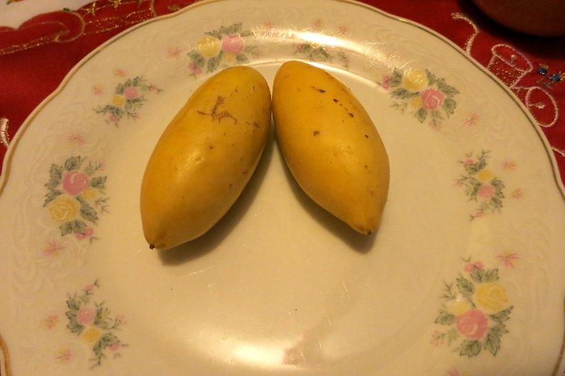 Strange fruits tumbo