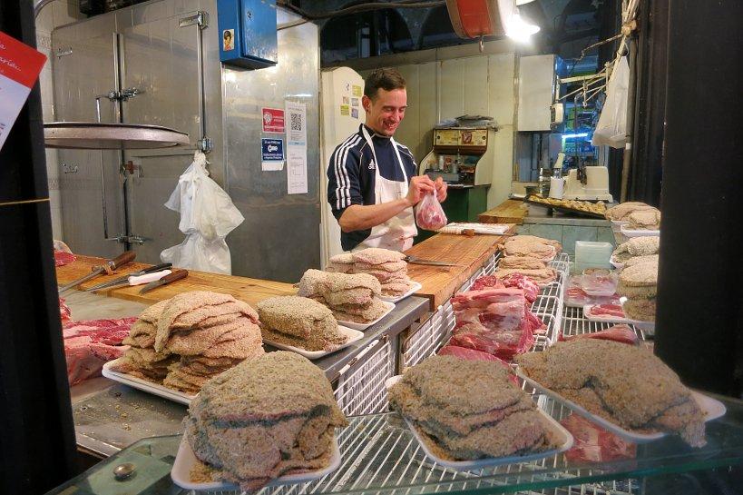 Authentic foodie Mercado del Progreso