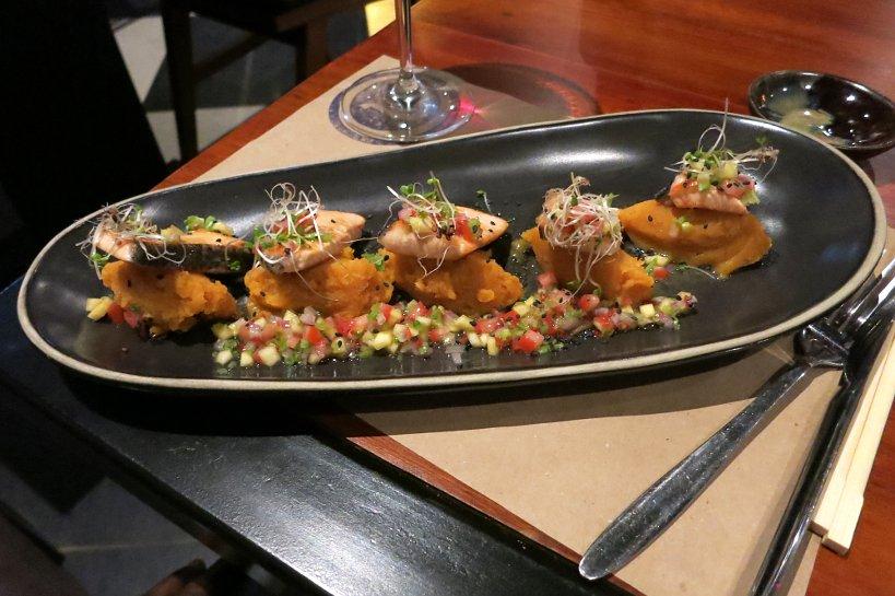 Nikkei cuisine - Barranquino at Hosso, Baranco