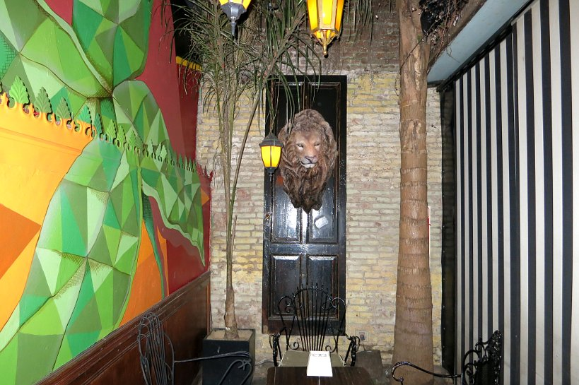 Authentic Food Hidden Bar Buenos Aires Argentina AFQ