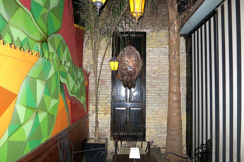 Authentic Food Hidden Bar Buenos Aires Argentina AFQ