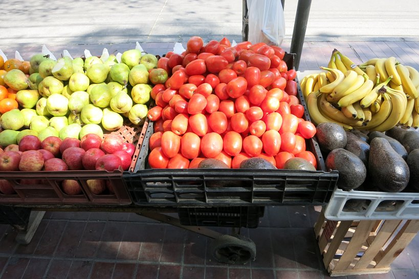 Authentic Food Tomatoes Mendoza Argentina AFQ