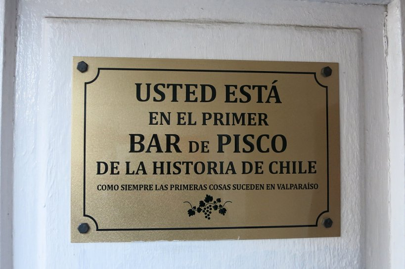 Chilean Drinks First Chilean Bar Pisco Sour Authentic Food Quest