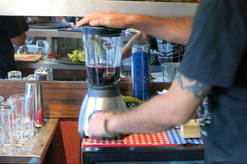 Chilean Drinks Borgogna Preparation Authentic Food Quest