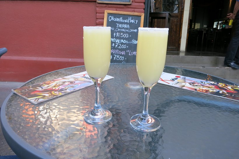 Pisco Sour the national drink of Chile by Authentic Food Quest