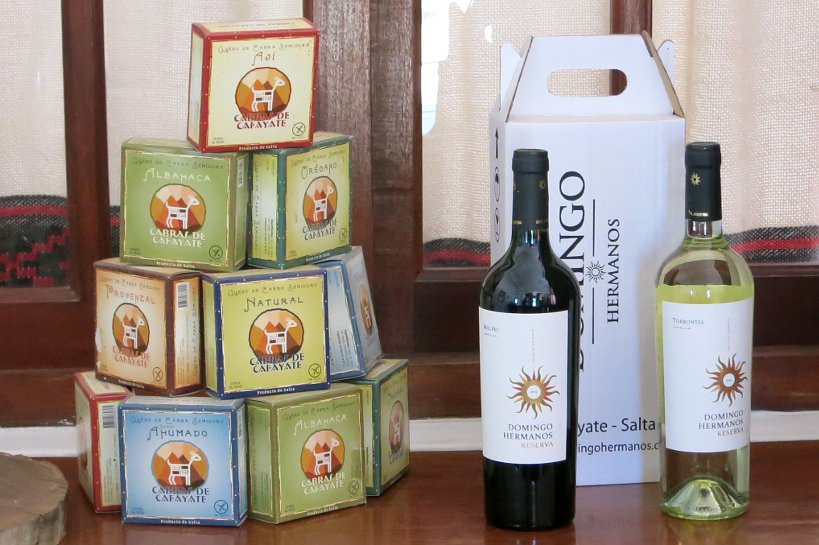 Goat Farm Cheese and Wines Cabras de Cafayate Authentic Food Quest