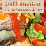 Chivito Uruguay South American Dishes by AuthenticFoodQuest