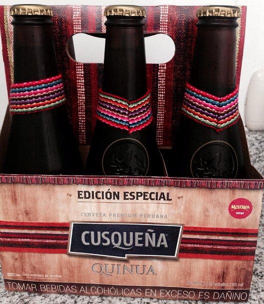 Quinoa beer