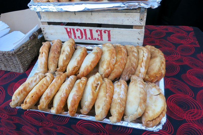 Argentinian Street Food Empanada Authentic Food Quest
