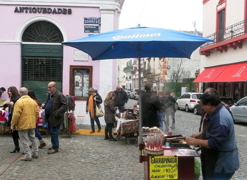 Argentinian Street Food Garrapinada Authentic Food Quest