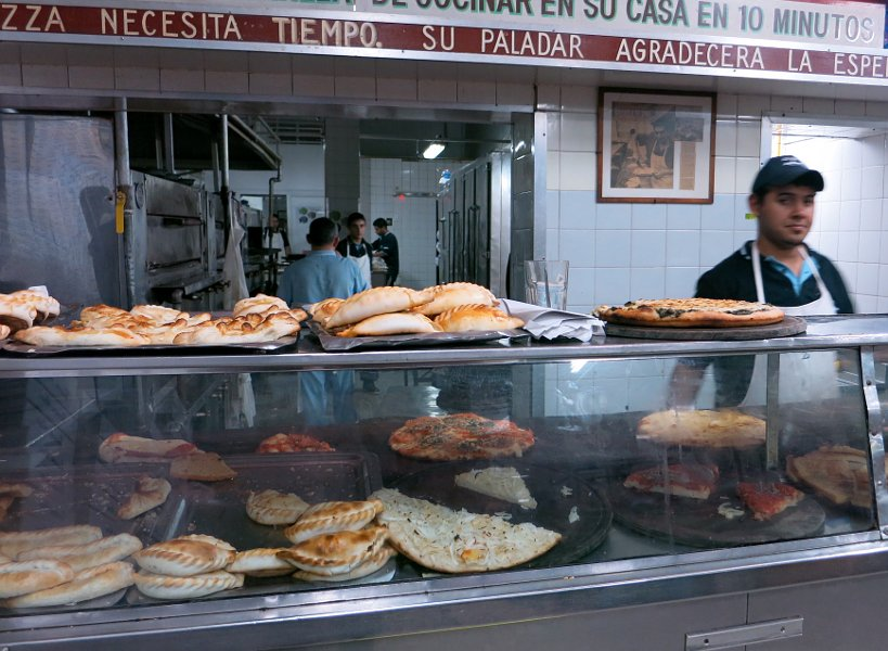 Argentinian Street Food Pizza to Go Authentic Food Quest
