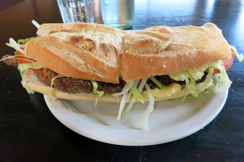 Argentinian Street Food Sandwich de Milanesa Authentic Food Quest