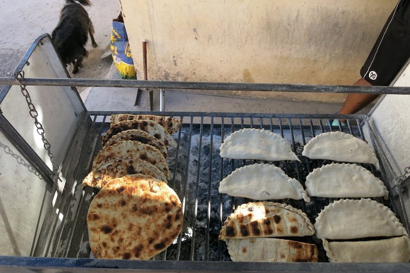 Argentinian Street Food Tortilla BBQ Authentic Food Quest