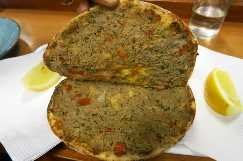 Lehmeyun Inside Montevideo Local Food Authentic Food Quest