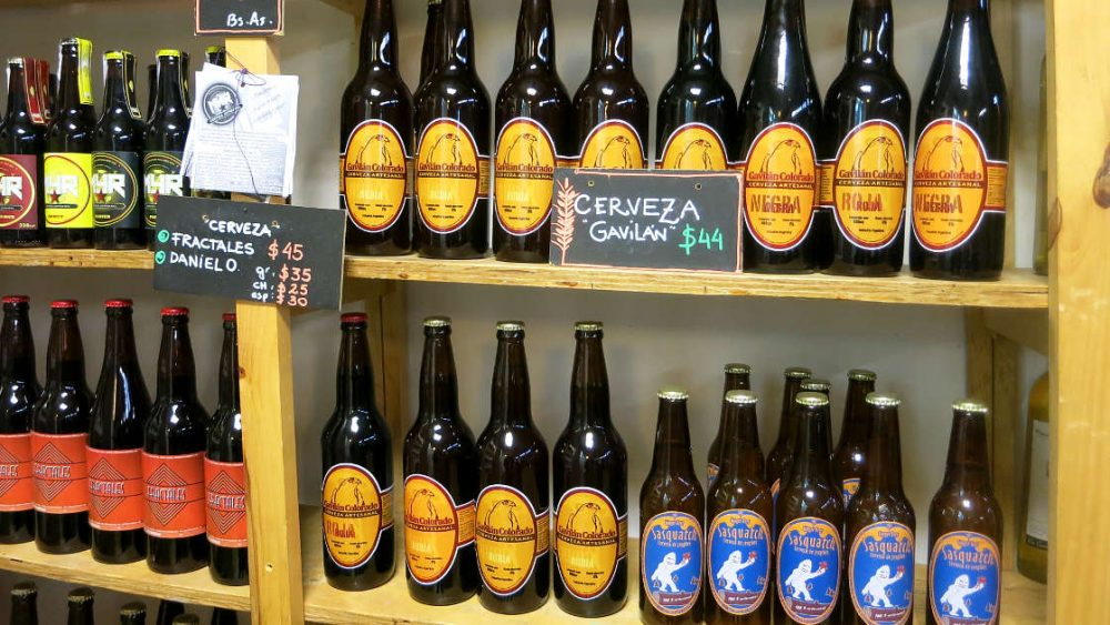 Artisanal beers in Buenos Aires Argentina by Authentic Food Quest