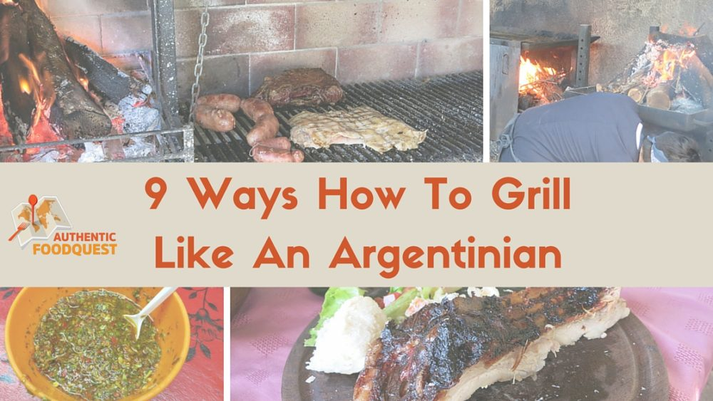 Asado - Argentinian BBQ - Argentinian Grilling - Authentic Food Quest