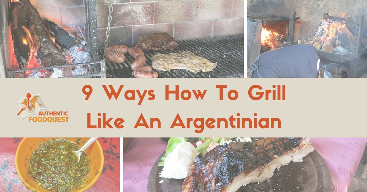 9 ways how to grill like an argentinian asado argentinian bbq argentinian grilling authentic food quest fandeluxe Images