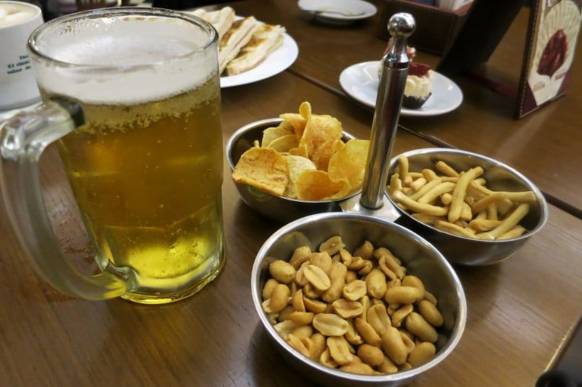 Chopp Argentina Beer Authentic Food Quest