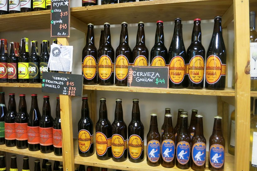 Craft Beer Argentina Beer Authentic Food Quest