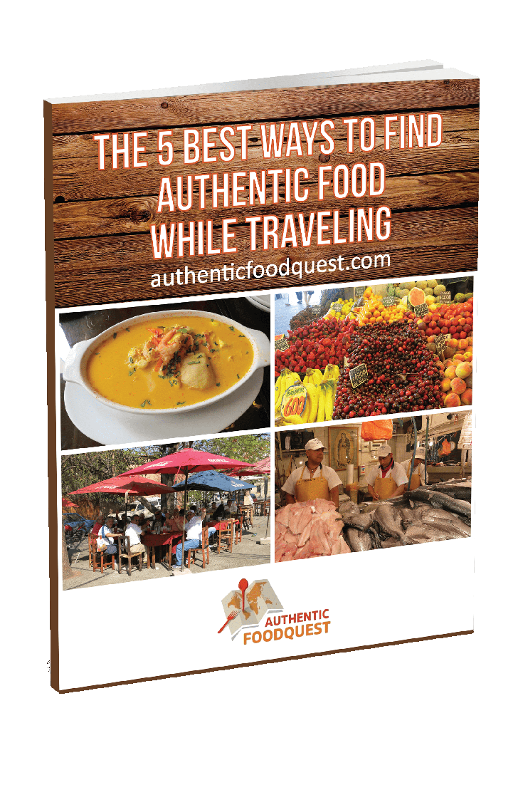 Authentic Food Quest - Authentic Food Experiences - Authentic Restaurant Experiences